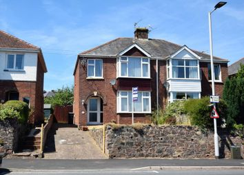 Thumbnail 3 bed semi-detached house for sale in 108B Cowick Lane, Exeter, Devon