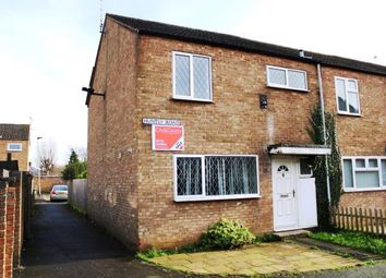 3 bed end terrace house for sale in Huntly Road, Peterborough, Cambridgeshire PE2