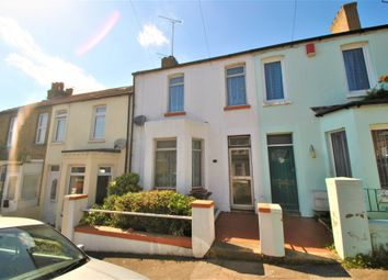 Thumbnail 2 bed terraced house to rent in Hengist Avenue, Margate
