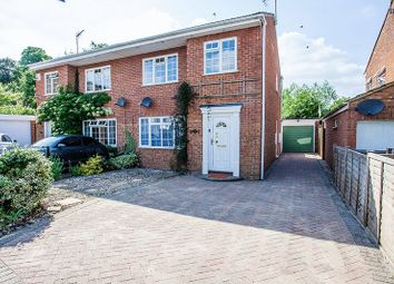 Thumbnail 3 bed semi-detached house for sale in The Holt, Buckingham