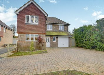 Thumbnail 4 bed detached house for sale in Cherry Way, Felbridge, East Grinstead