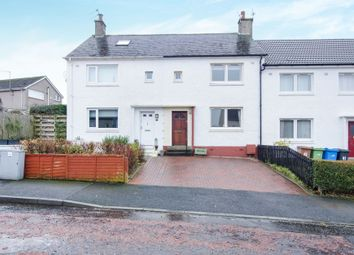 Thumbnail 2 bed terraced house for sale in Kippen Drive, Clarkston, Glasgow