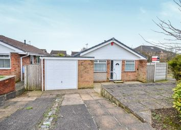 Thumbnail 3 bed bungalow for sale in Pentland Court, Mansfield, Nottinghamshire