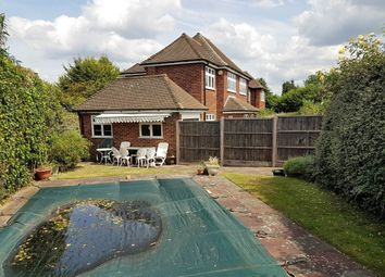 Thumbnail 3 bed detached house for sale in Richmond Drive, Shepperton, Surrey