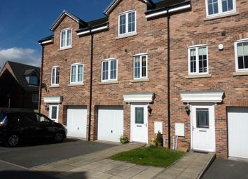 Thumbnail 3 bed town house for sale in Brackenrigg, Leadgate, Consett