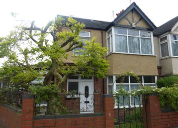 Thumbnail 4 bedroom semi-detached house for sale in Chiltern Gardens, Waller Avenue, Luton