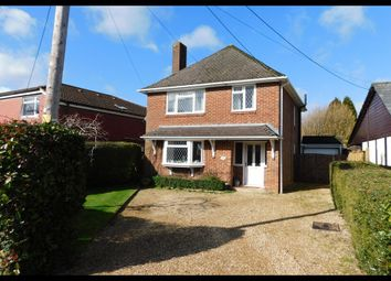 Thumbnail 3 bed detached house for sale in Foxhills, Southampton