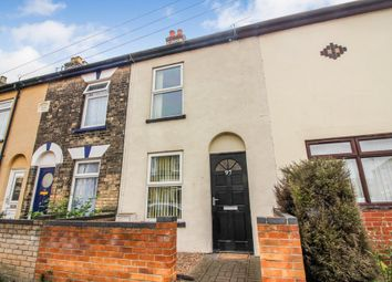 Thumbnail 2 bed terraced house to rent in Trafalgar Road West, Gorleston, Great Yarmouth