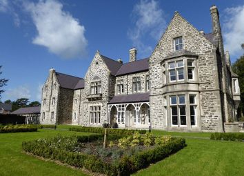 Thumbnail 2 bed flat for sale in Plas Y Coed, Bangor