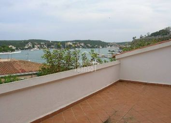 Thumbnail 3 bed apartment for sale in Mahon Puerto, Mahon, Balearic Islands, Spain