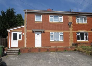 Thumbnail 3 bed semi-detached house for sale in Fardre Crescent, Church Village, Pontypridd