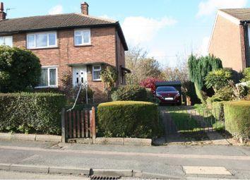 Thumbnail 2 bed semi-detached house for sale in Birken Road, Tunbridge Wells