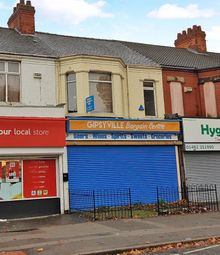 Retail premises for sale in 823 Hessle Road, Hull HU4