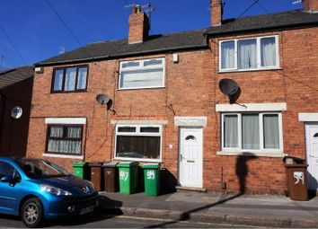 Thumbnail 3 bedroom terraced house for sale in Gladstone Street, Nottingham