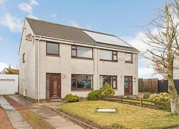 Thumbnail 3 bed semi-detached house for sale in Carmel Place, Kilmaurs, Kilmarnock, East Ayrshire