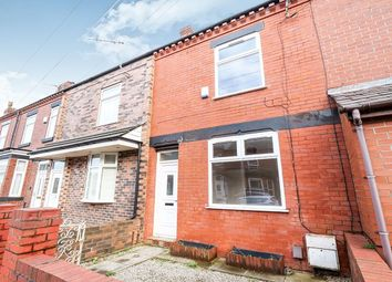 Thumbnail 2 bed terraced house to rent in Moss Lane, Wardley, Swinton, Manchester