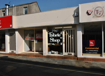 Thumbnail Retail premises to let in Market Parade, Market Street, Barnstaple, Devon