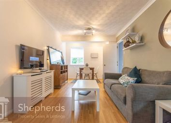 Thumbnail 2 bed flat to rent in St Cross Court, Upper Marsh Lane, Hoddesdon, Hertfordshire