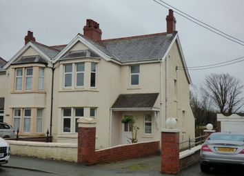 Thumbnail 3 bed semi-detached house to rent in Aberystwyth Road, Cardigan