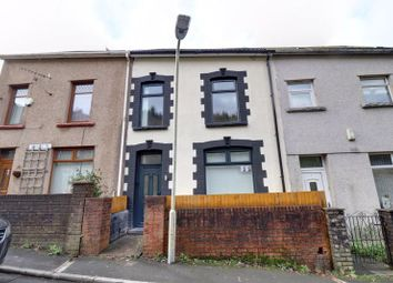 Thumbnail 3 bed terraced house for sale in Wesley Place, Merthyr Vale, Merthyr Tydfil