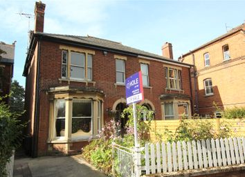 Thumbnail 6 bed semi-detached house for sale in Denmark Road, Gloucester