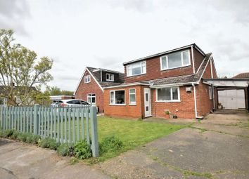 Thumbnail 4 bed detached bungalow for sale in St. Marks Avenue, Cherry Willingham, Lincoln