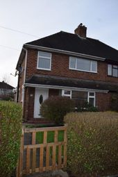 Thumbnail 3 bedroom semi-detached house to rent in Morgan Road, Tamworth