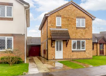Thumbnail 3 bed detached house for sale in Speedwell Crescent, Scunthorpe