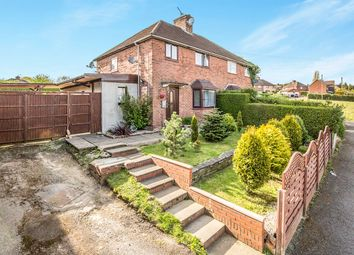 Thumbnail 3 bed semi-detached house for sale in Springfield Crescent, Somercotes, Alfreton