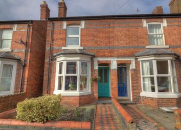 Thumbnail 2 bed semi-detached house for sale in Percy Street, Shrewsbury