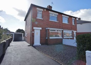 Thumbnail 3 bed semi-detached house for sale in Broomhill Avenue, Knottingley