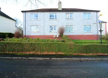 Thumbnail 1 bed flat to rent in Oak Road, Clydebank