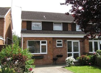 Thumbnail 3 bed semi-detached house for sale in Castle Hill Drive, Brockworth, Gloucester
