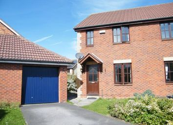 Thumbnail 3 bed semi-detached house for sale in Juniper Way, Bradley Stoke, Bristol