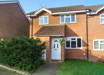 Thumbnail 2 bed terraced house for sale in Throgmorton Road, Yateley