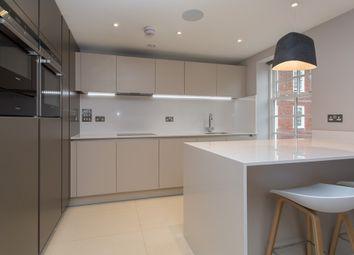 Thumbnail 2 bed flat to rent in Shaftesbury Terrace, Ravenscourt Gardens, London