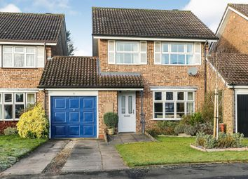 3 bed link-detached house for sale in Pipers Green, Hall Green, Birmingham B28