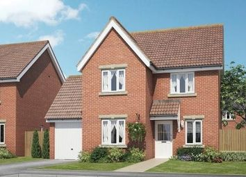 Thumbnail 4 bed link-detached house to rent in Parsonage Road, Hilperton, Trowbridge