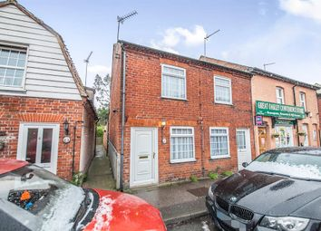 Thumbnail 2 bed end terrace house for sale in High Street, Great Oakley, Harwich