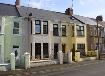 Thumbnail 3 bed terraced house for sale in Waterloo Road, Hakin, Milford Haven