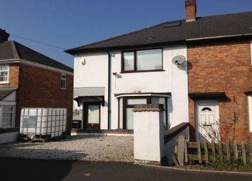 Thumbnail 3 bedroom semi-detached house to rent in Deakins Road, Yardley, Birmingham