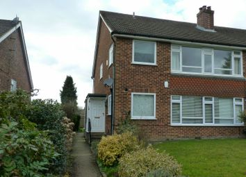 Thumbnail 2 bedroom maisonette to rent in Chalfont Avenue, Little Chalfont, Amersham
