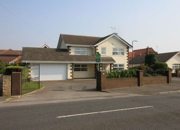 Thumbnail 4 bed detached house for sale in Swinston Hill Road, Dinnington, Sheffield