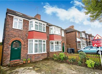 Thumbnail 4 bedroom semi-detached house for sale in Tintern Avenue, Kingsbury