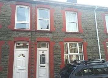 Thumbnail 3 bed terraced house to rent in Caefelin Street, Llanhilleth, Abertillery