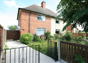Thumbnail 2 bed semi-detached house to rent in Newland Close, Bilborough, Nottinghamshire