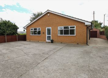 Thumbnail 3 bed detached bungalow for sale in Chesterfield Road, Duckmanton, Chesterfield
