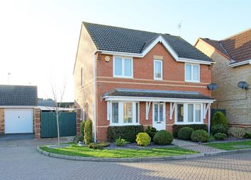Thumbnail 4 bed detached house for sale in Sandstone Drive, Sittingbourne, Kent