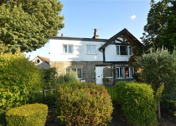 Thumbnail 4 bed terraced house for sale in Grange Cottages, Wetherby Road, Scarcroft, Leeds