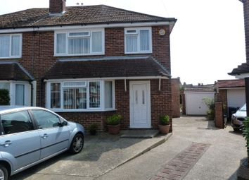Thumbnail 3 bed semi-detached house for sale in Southwood Gardens, Ramsgate